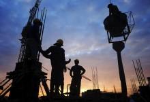 Actividad de la construcción suma 12 meses con caídas