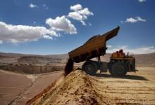 Doce grandes mineras cierran 2017 en rojo, pero industria logra ganancias por US$2.460 mills.