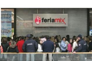 A la venta terrenos de ex Feria del Disco en Santiago Centro