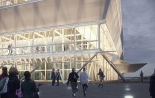 $70 millones mensuales costará la mantención del Teatro Regional del Bío Bío