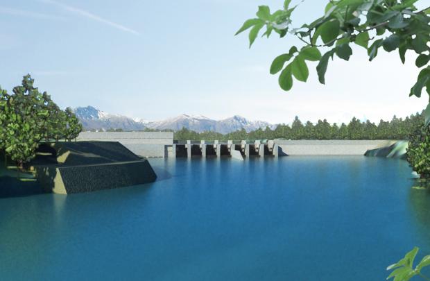 Central hidroeléctrica de 90 MW es aprobada en Región del Biobío