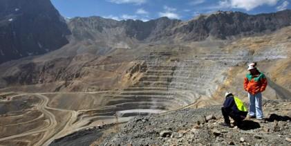 Producción de Antofagasta Minerals aumentó 7,3% en el primer trimestre