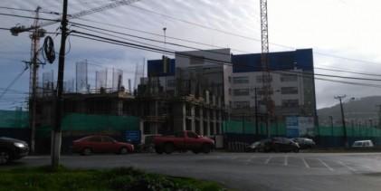 Hospital Penco-Lirquén presenta un 88% de avance en su construcción