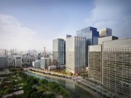 SOM inicia construcción de OH-1, uno de los proyectos de reconversión más grande en la historia de Tokio