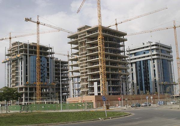 Construcción acentúa su desaceleración y el sector se sumerge en el pesimismo