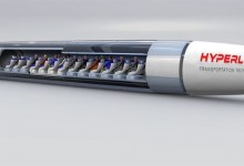 Hyperloop planea conectar Europa Central a la velocidad del sonido