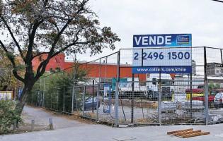 Vecinos de Santiago Centro se enfrentan por proyecto de viviendas sociales