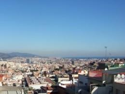 Con el derecho de vuelo, la construcción en los terrados de Barcelona no cesa