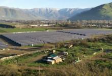Energía suficiente para 5 mil viviendas: Inauguran planta que posee 10 mil módulos solares