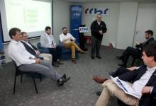 Empresarios suizos exponen proyectos de tecnología y eficiencia energética para replicar en O'Higgins