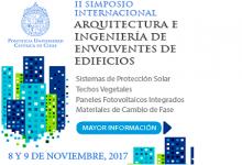 II Simposio Internacional Arquitectura e Ingeniería de Envolventes de Edificios.