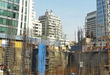 Actividad de la construcción cayó 1,5% en septiembre y completó 13 meses de retrocesos