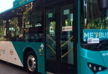 Hoy comenzaron a operar los primeros buses eléctricos del Transantiago