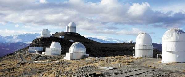 Científicos chilenos crearán instrumento para descubrir planetas
