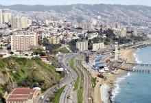Restricción vehicular comenzará a regir el lunes en arteria que une Valparaíso con Viña