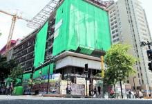 Construcción registra su primer avance tras catorce meses de caídas