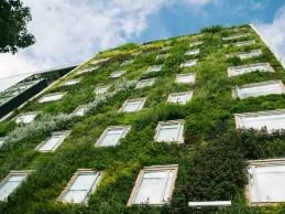 Tecnología 'verde' en los edificios