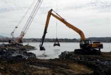 Avanza construcción del terminal multipropósito de Puerto Guillermón Moncada en Cuba