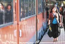 Proponen tren que uniría Santiago y Valparaíso en 45 minutos