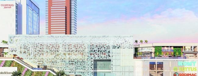 Mall Open Plaza Kennedy registra un 70% de avance y alista apertura para 2019