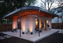 Casas impresas en 3D podrían 'curar' la falta de vivienda