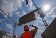 Construcción reduce en 7% su dotación en 2017 y suma su segundo año a la baja