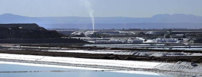 Surcoreanas POSCO y Samsung SDI acuerdan construcción de planta de cátodos en Chile para 2021
