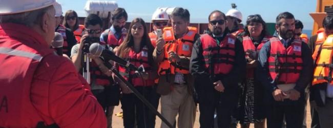 Alcalde de Ancud acusa nulos beneficios por construcción del Puente Chacao