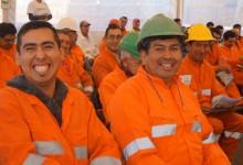 Trabajadores de la construcción celebraron su día con show artístico en Osorno
