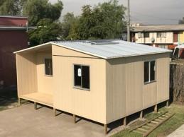 Libro da cuenta de la evolución de las viviendas de emergencia desde 2010 a la fecha