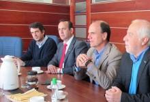 Cámara Chilena de la Construcción se reunió con el ministro de Vivienda en su visita a Temuco