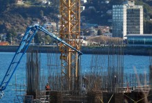 Construcción apoya propuestas de un puerto turístico y de tren urbano en Los Lagos