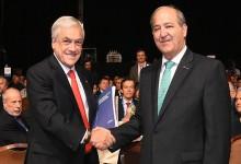 """""""Chile debe construirse desde las regiones"""": Las 7 propuestas que la CChC le entregó a Piñera"""