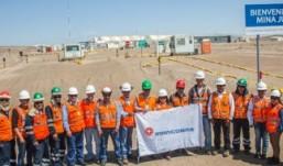 Empresas Copec aprobó entregar garantías para el proyecto minero  en Perú