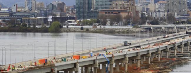 Concepción: en julio terminarían obras claves para avanzar en puente Patricio Aylwin
